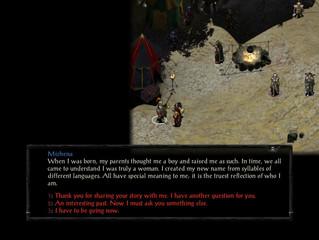 Baldur's Gate can't keep out the assholes