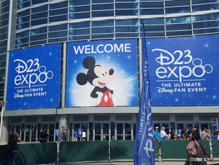D23 Expo 2017 - score!