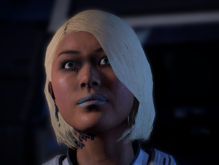 It's Mass Effect: Andromeda day!