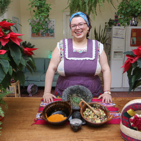 Love Mexican Food? Make Authentic Mexican Salsas at Home with Natalia Luna