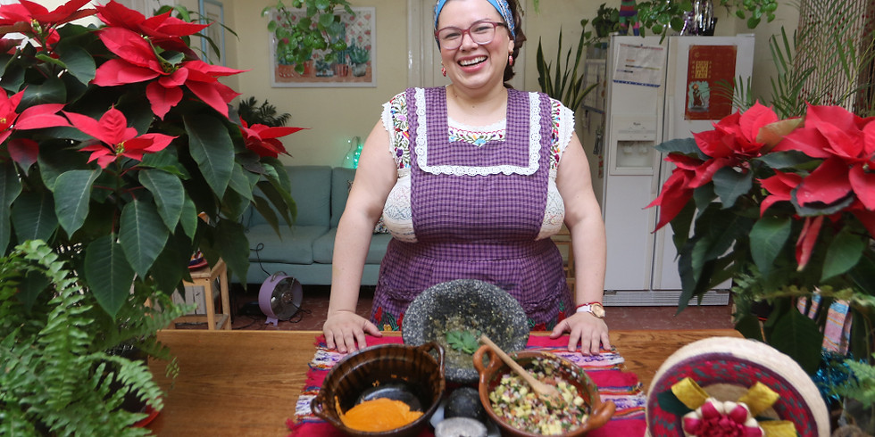 Learn to Cook Mexican Salsas 4/4