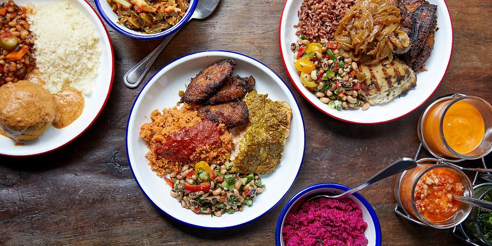 [Postponed] Taste of Africa: Travel Lovers Dinner at Teranga!