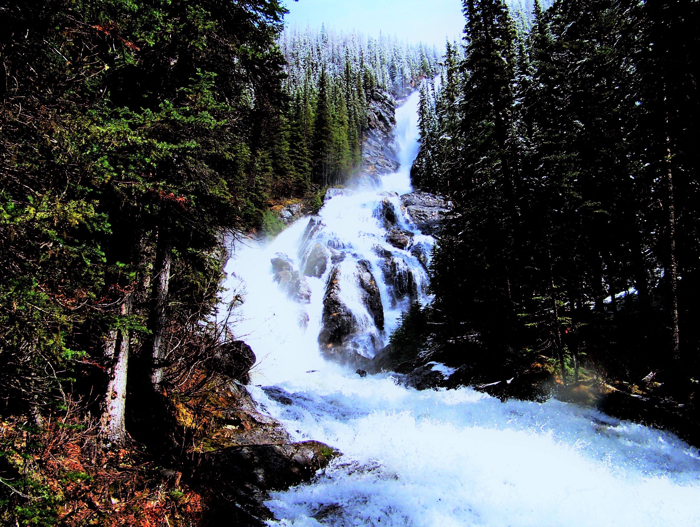Silver Tip Falls