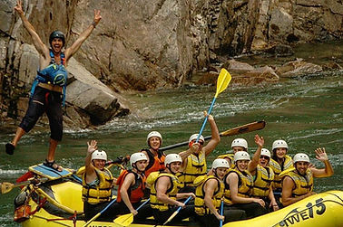 Interior Whitewater Rafting Clearwater, BC