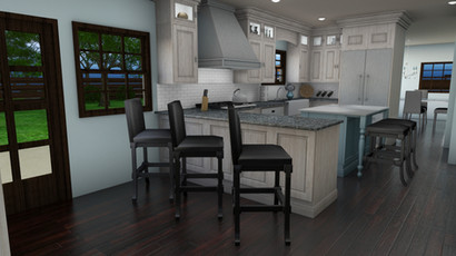 Council Kitchen Redesign