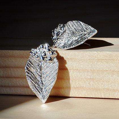 The Lilypad Drop Earrings