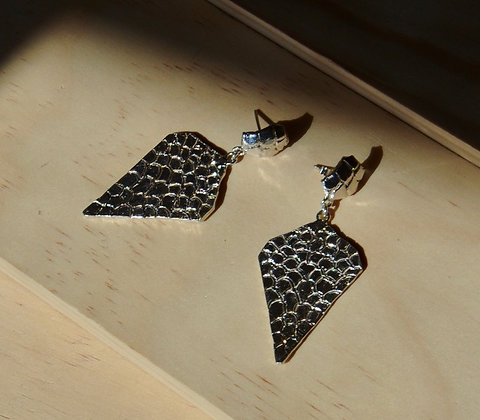 Scales Earrings