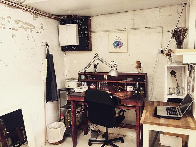Lizzie Slattery Jewellery Studio
