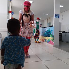 Centro de Internação Pediátrico tem programação especial na semana da criança