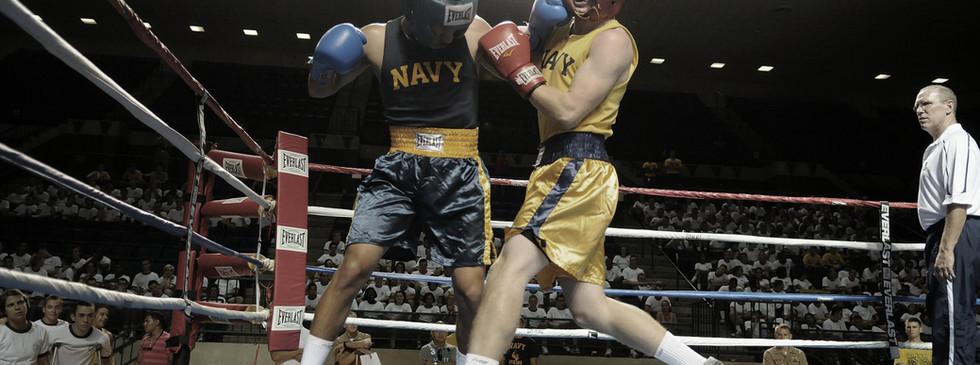 Boxers op de Ring