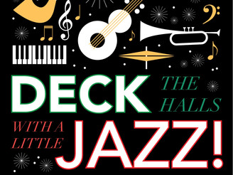 Deck the Halls with a Little Jazz
