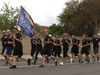 FV Police to carry Special Olympics torch today for Summer Games