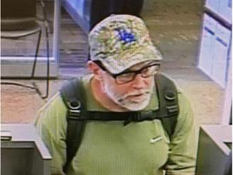 Man robs FV bank