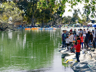 Kids' Fishing Derby to be held Saturday at Mile Square