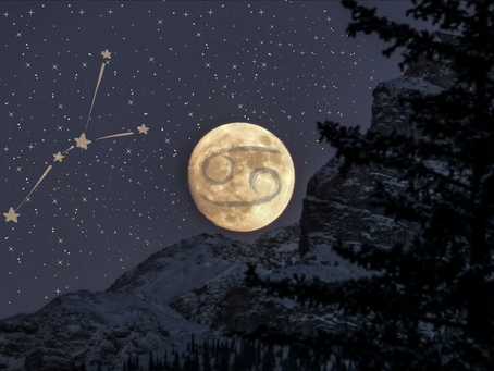 A Ritual for the Full Moon in Cancer + Journaling Questions for the New Year