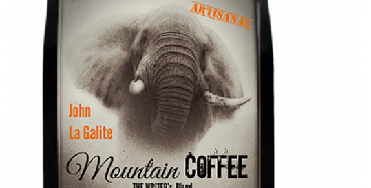 MOUNTAIN COFFEE, dark roast, 250g café en grains