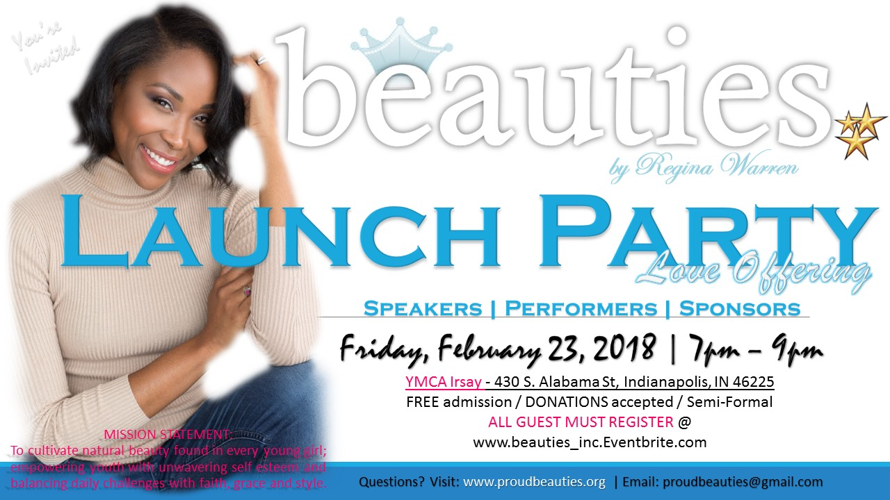 beauties launch party flyer (website)