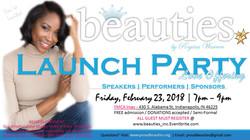 beauties launch party flyer (website)