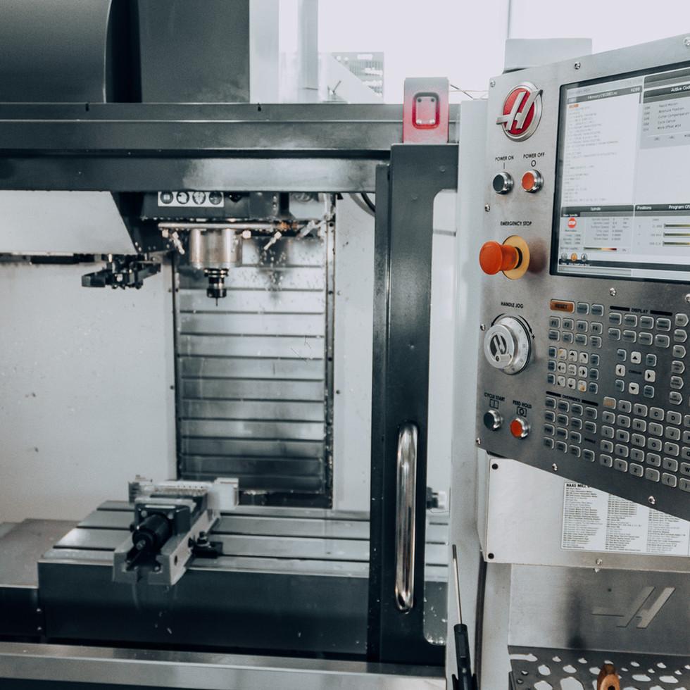 AKM Technology Bad Ragaz CNC Fräsen CNC Drehen