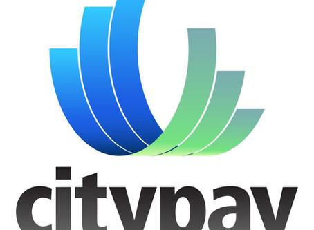 Оплата через терминалы Citypay