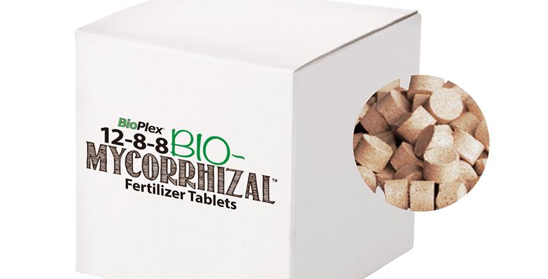 Bio-Mycorrhizal 12-8-8 Planting Tablets (15 Gram) – BioPlex Organics
