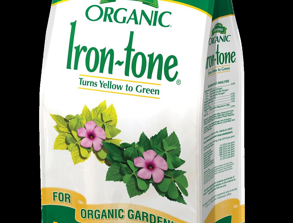 Iron-tone  – Espoma Organic Fertilizer