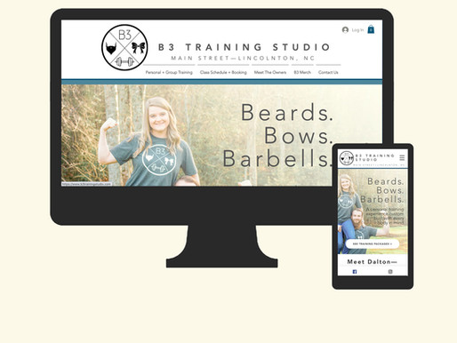 B3 Training Studio
