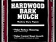 Hardwood Mulch – Timberline