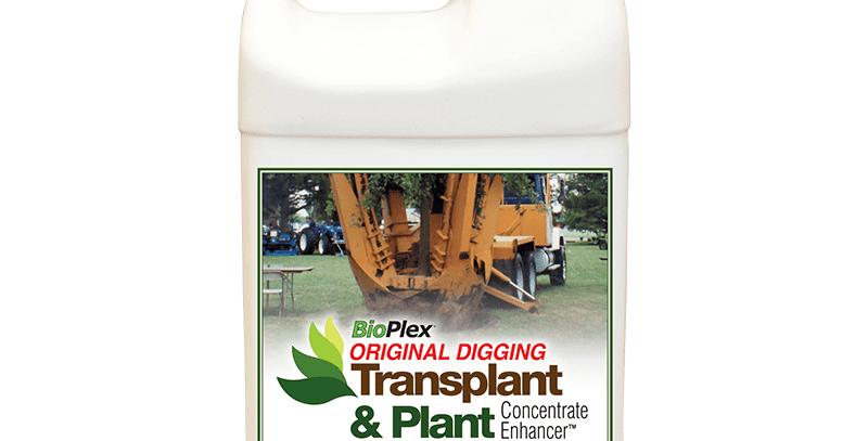 Original Digging Transplant Concentrate & Plant Enhancer– BioPlex Organics