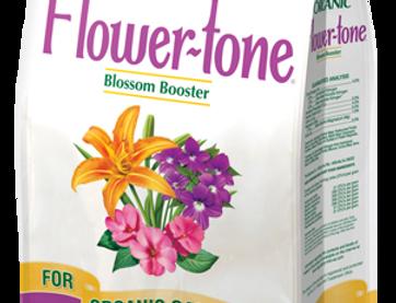 Flower-tone  – Espoma Organic Fertilizer