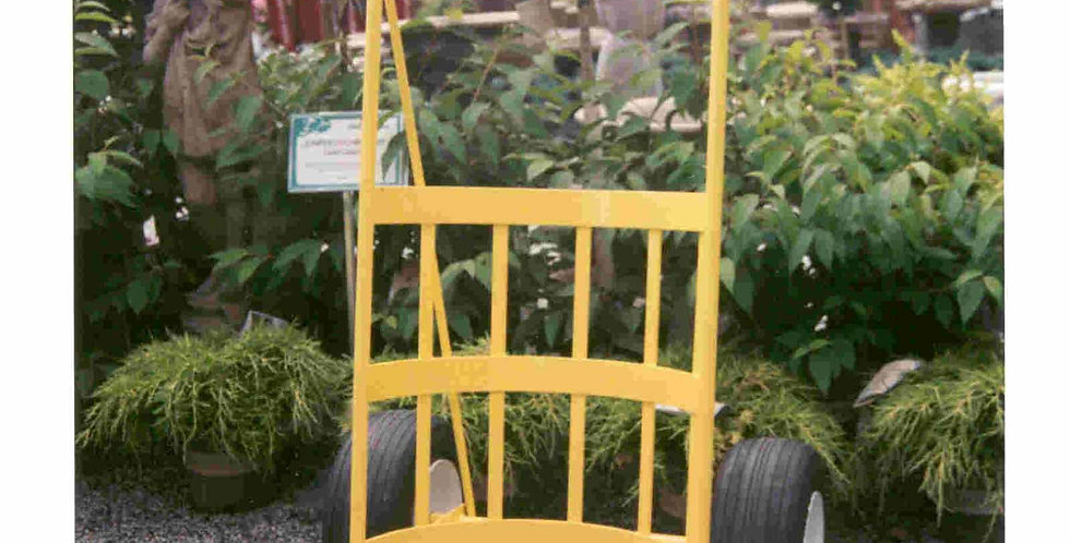 "Yellow 24"" Tree & Shrub Cart"