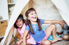 girls indoor tent