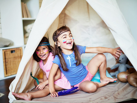 Need a break? Ways to keep the kids entertained
