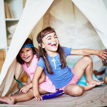 Indoor Kids Games from Outdoor Games