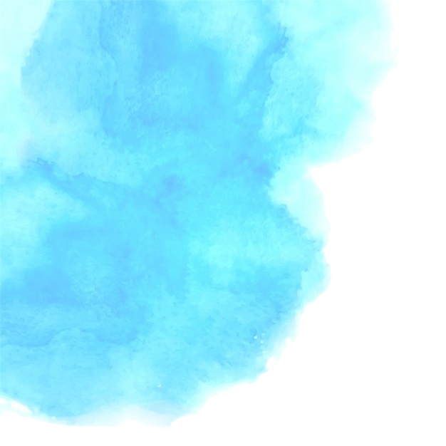 blue-water-color-abstract-blue-watercolo
