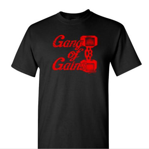 Gang of Gains Tee