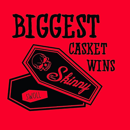 Biggest Casket Men's Tee
