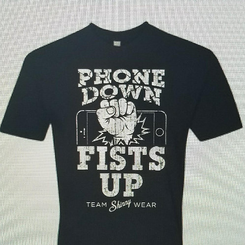 Phone Down Men's Tee