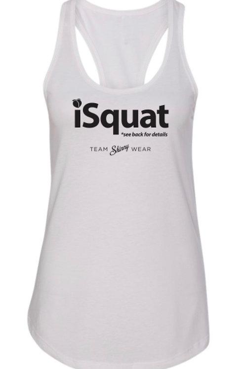 iSquat Women's Tank