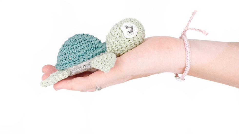 Schildkröte mellow mint