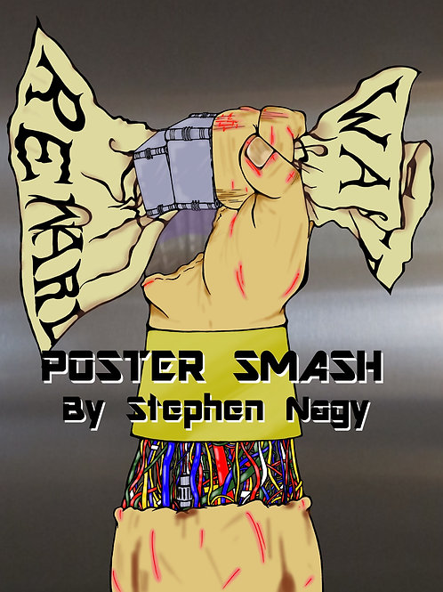 POSTER SMASH    Volume 1    First Edition