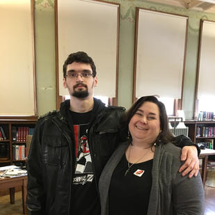 Carnegie Free Library in Connellsville has Poster Smash