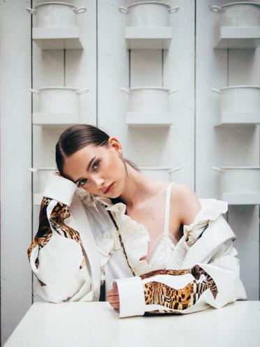 Fashion-/Textiledesign: Tiziana Niederberger Foto: Dave Masotti