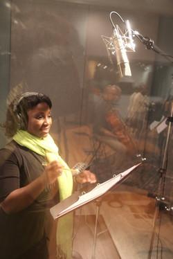 Dr. Shana Mashego & the Sacred Ensemble