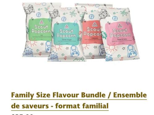 Family Size Flavour Bundle