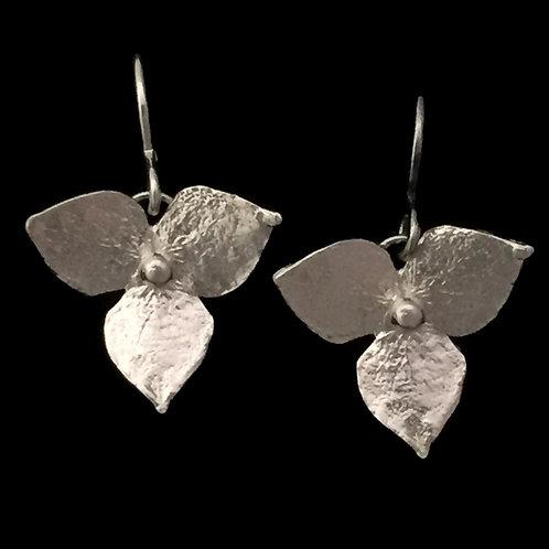 Trillium Earrings~Large