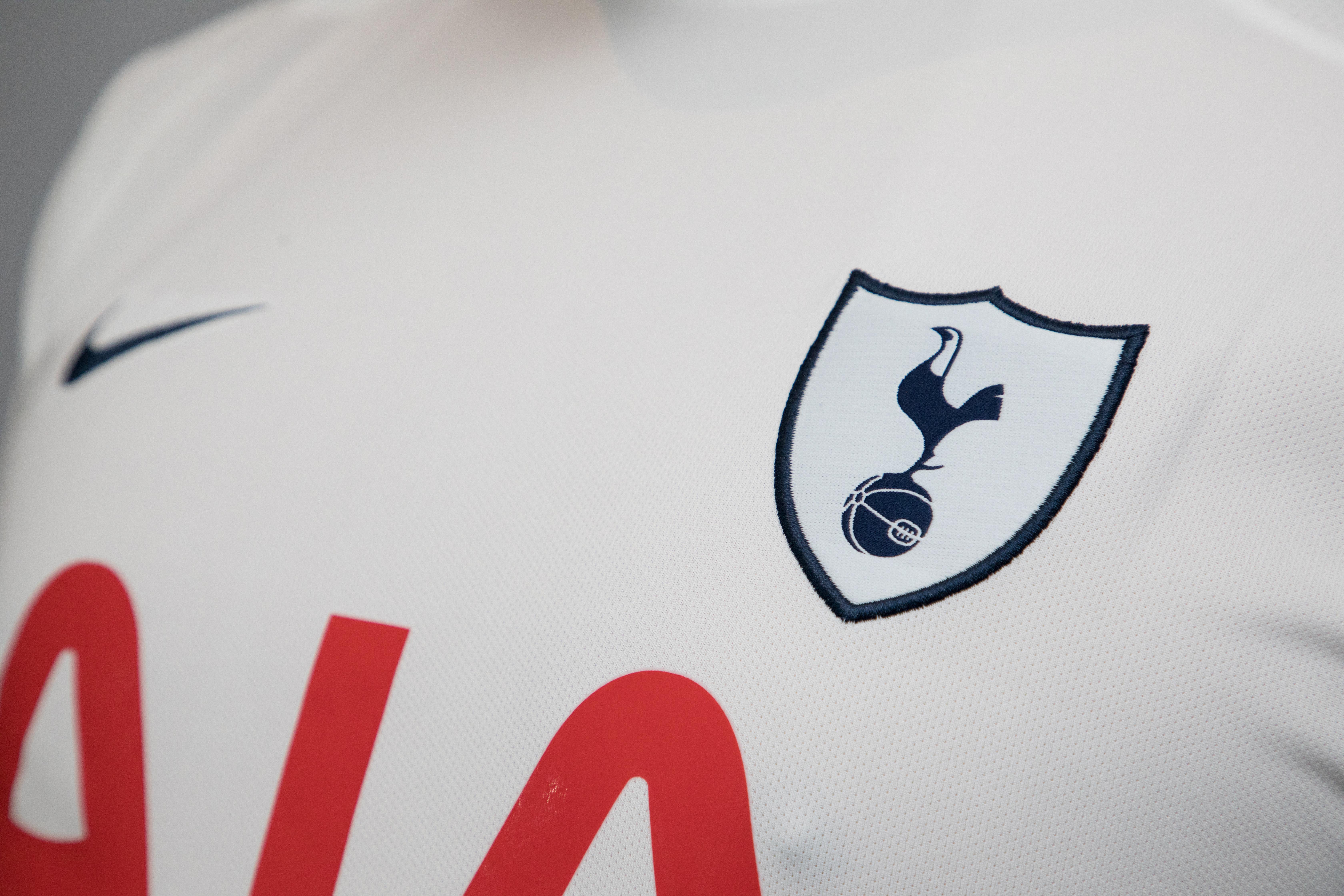 Tottenham Jersey logo