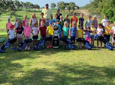 Cameron International Summer Camp Golf Day