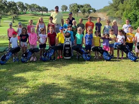 Cameron International Summer Camp Golf Day