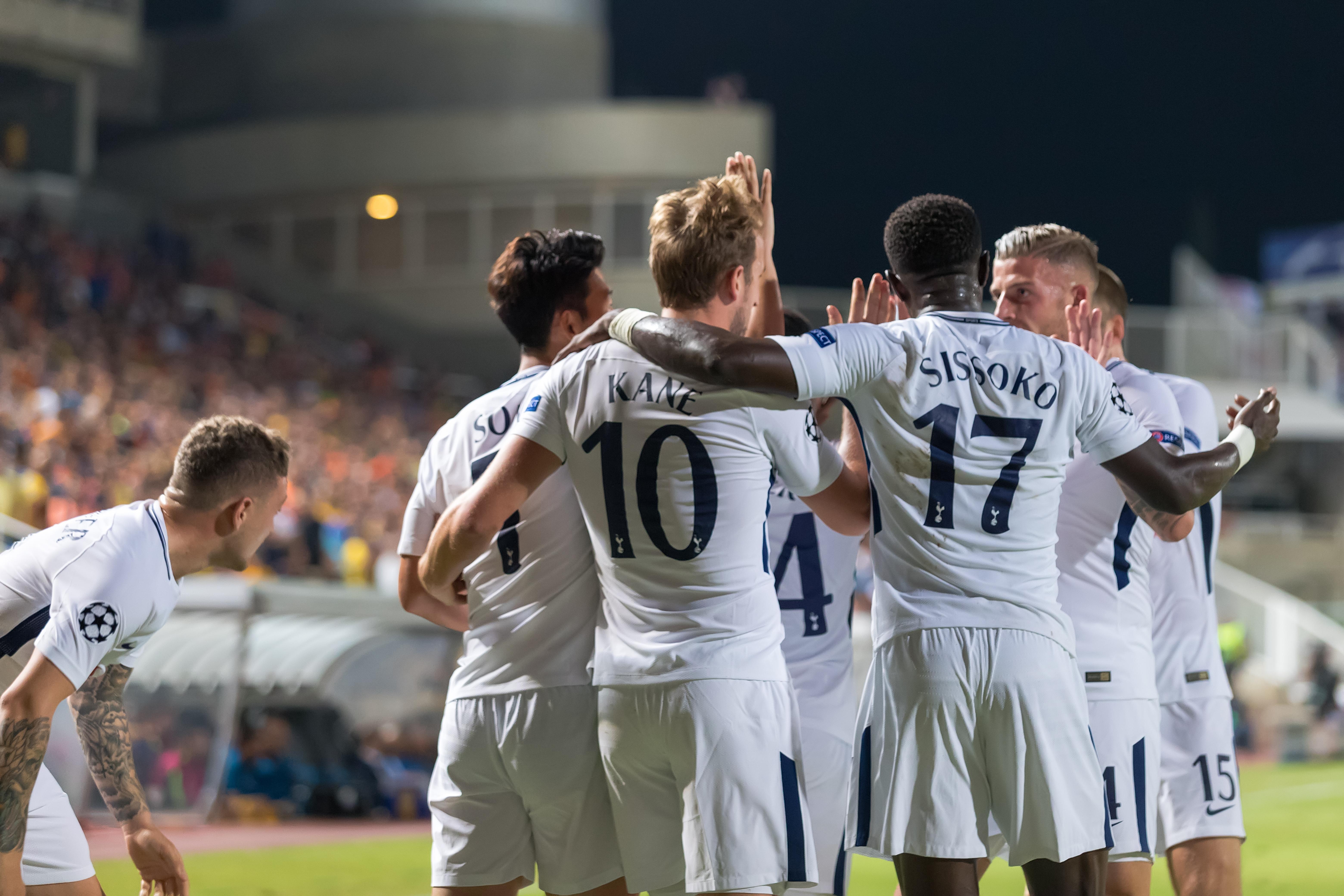 Tottenham Team
